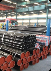 ASTM A106 Gr B Carbon Steel Seamless Pipes